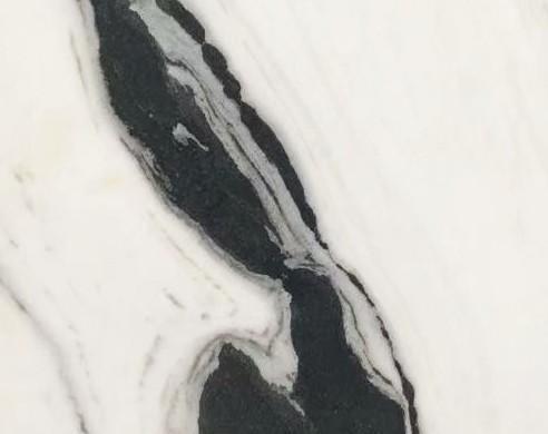 Detallo técnico: PANDA, mármol natural pulido chino