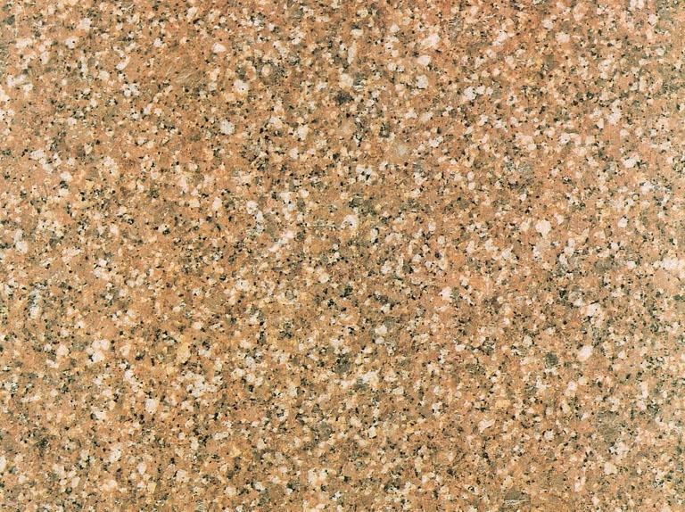 Detallo técnico: ROSA STRESA, granito natural pulido brasileño