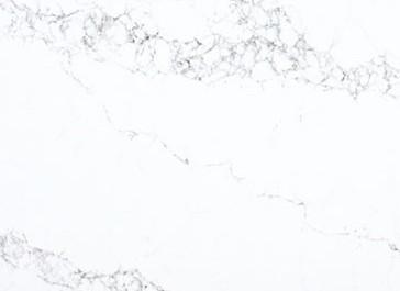 Detallo técnico: STATUARIO, cuarzo aglomerado artificial pulido de Vietnam