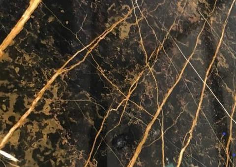 Detallo técnico: Saint port laurent, mármol natural pulido marroquíno