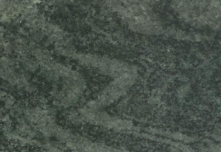Detallo técnico: VERDE CANDEIAS, granito natural pulido brasileño