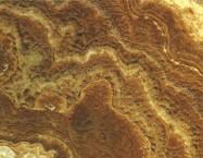 Detallo técnico: ONICE AGATA MARRONE, ónix natural pulida