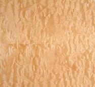 Detallo técnico: Maple Quilted, arce traslapado pulido americano