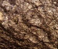 Detallo técnico: GALAXIA BLUE, granito natural cepillado brasileño