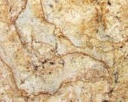 Detallo técnico: GOLDEN RAY, granito natural cepillado brasileño