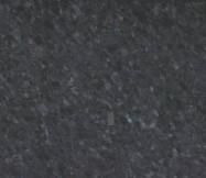 Detallo técnico: Black Pearl, granito natural mate indiano