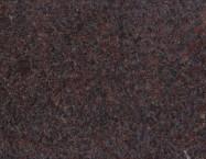 Detallo técnico: Brown Velvet, granito natural pulido americano