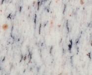 Detallo técnico: CAMELIA WHITE, granito natural pulido americano