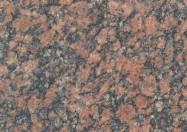 Detallo técnico: SALMON PINK, granito natural pulido americano