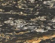 Detallo técnico: BLACK VULCON, granito natural pulido brasileño
