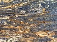 Detallo técnico: BROWN DREAM, granito natural pulido brasileño