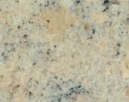 Detallo técnico: IVORY WHITE, granito natural pulido brasileño