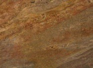 Detallo técnico: JUPARANA CREMA BORDEAUX, granito natural pulido brasileño