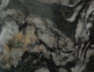 Detallo técnico: TITANIUM, granito natural pulido brasileño