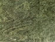 Detallo técnico: VERDE TROPICAL S.F., granito natural pulido brasileño