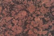 Detallo técnico: CARMEN RED, granito natural pulido finlandés
