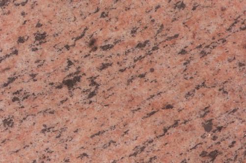 Detallo técnico: SPRING ROSE, granito natural pulido finlandés