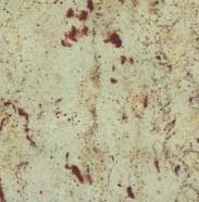 Detallo técnico: IVORY BROWN, granito natural pulido indiano