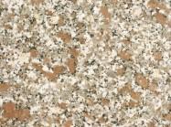 Detallo técnico: ROSA SARDO GHIANDONE, granito natural pulido italiano