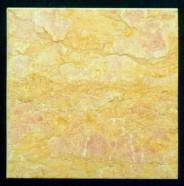 Detallo técnico: GIALLO REALE ROSATO, mármol natural antiguo y encerado italiano