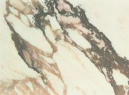 Detallo técnico: CALACATTA VAGLI ROSATO, mármol natural arenado italiano