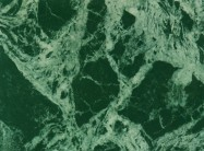 Detallo técnico: VERDE PATRIZIA, mármol natural mate italiano