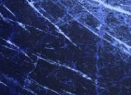 Detallo técnico: SODALITE, mármol natural pulido brasileño