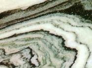 Detallo técnico: STIRON GREEN CLOUDY, mármol natural pulido griego