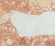 Detallo técnico: BRECCIA PERNICE R1052, mármol aglomerado artificial pulido italiano