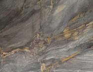 Detallo técnico: Grigio Siena, mármol natural pulido italiano