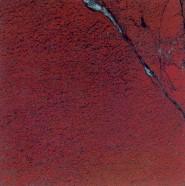Detallo técnico: ROSSO LAGUNA, mármol natural pulido italiano