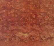 Detallo técnico: ROSSO SICILIA, mármol natural pulido italiano