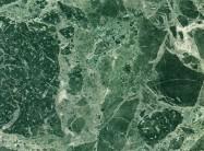 Detallo técnico: VERDE IMPERIALE, mármol natural pulido italiano