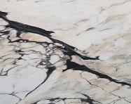 Detallo técnico: STATUARIO CORAL, mármol natural pulido portugués