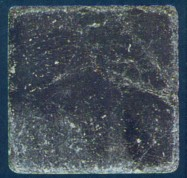 Detallo técnico: NERO MARQUINA, mármol natural tamboleado español
