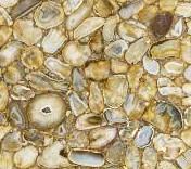 Detallo técnico: AGATE GOLD, piedra semi preciosa natural pulida alemana