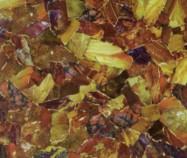 Detallo técnico: RED JASPER with Gold, piedra semi preciosa natural pulida americana