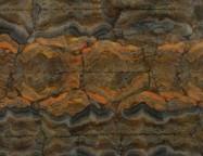 Detallo técnico: Tiger Eye IRON, piedra semi preciosa natural pulida china