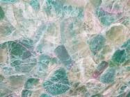 Detallo técnico: FLOURITE, piedra semi preciosa natural pulida de Madagascar