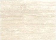 Detallo técnico: Ivory Travertine, travertino natural pulido turco