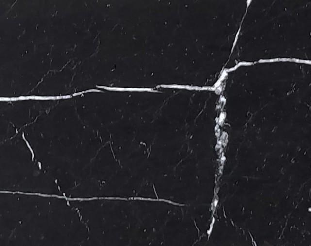 NERO MARQUINA mármol pulido natural